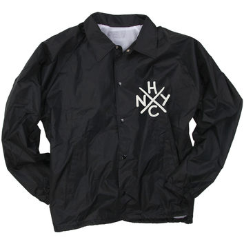 Agnostic Front Men's  NYHC Windbreaker Black
