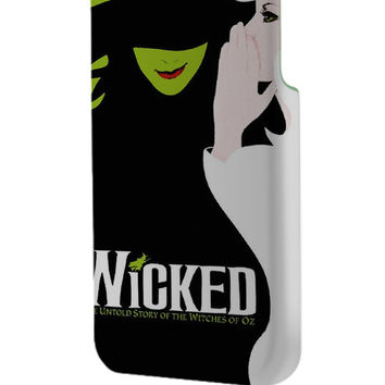 Best 3D Full Wrap Phone Case - Hard (PC) Cover with Wicked Broadway Design