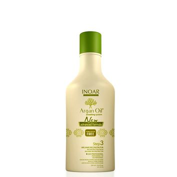INOAR ARGAN OIL KERATIN SYSTEM STEP 3 250ml/8,4fl.oz.