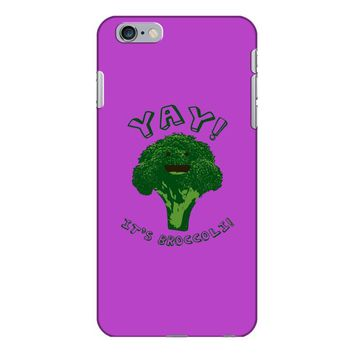 one cheer for broccoli iPhone 6/6s Plus Case