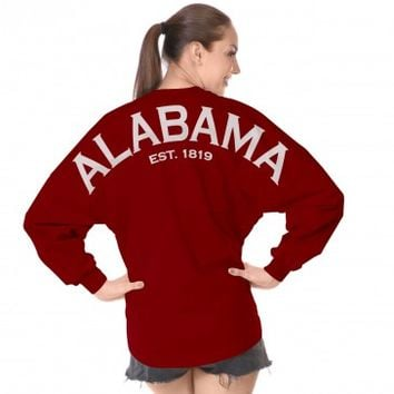 Alabama EST. 1819 Spirit Football Jersey® ADPi, ΑΔΠ