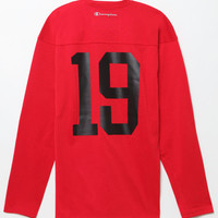 Champion 19 Football Jersey at PacSun.com