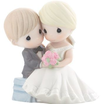 "Precious Moments ""To Have And To Hold Forevermore""  Figurine"