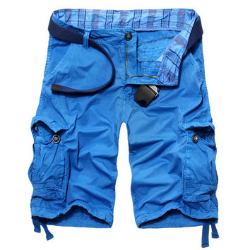 Stylish Men's Cargo Shorts