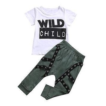 Wild Child 2-Piece Set