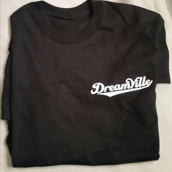 Dreamville T-Shirt-J Cole