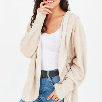 Out From Under Seoul Cozy Hooded Cardigan from Urban Outfitters
