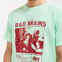 OBEY X Bad Brains PMA Photo Tee - Urban Outfitters
