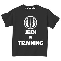 Jedi In Training Infant and Boys Tee