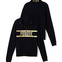Purdue Hoodies, Tanks & Crews - PINK College Apparel