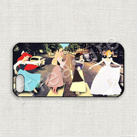 iPhone 5 Case, iPhone 5s Case, iPhone 5 Cover, iPhone 5s Cover, Hard iPhone Case, Disney Princess