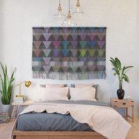 zappwaits design Wall Hanging by netzauge