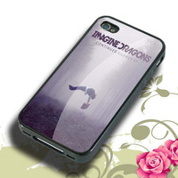 imagine dragon cover Hard plastic,Rubber iphone 4/4s,5/5s,5c,Samsung S3 i9300,S4 i9500