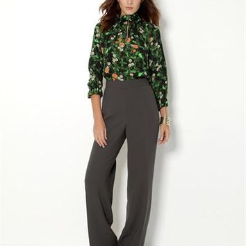 Class Roberto Cavalli Plus Sized Two-Pocket Pants - Made in Italy