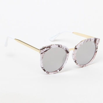 YHF Los Angeles Elaine Sunglasses at PacSun.com