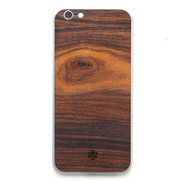 iPhone Rosewood Skin