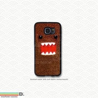 Domo, Custom Phone Case for Galaxy S4, S5, S6