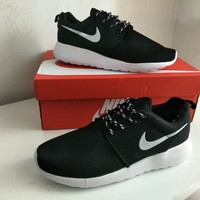 """""""Nike Roshe Run"""" Sport Casual Unisex Running Shoes Couple Sneakers"""