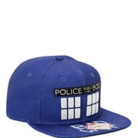 Doctor Who Bad Wolf TARDIS Snapback Hat