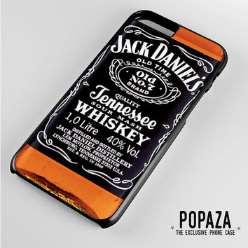 Jack Daniels Tennessee Whiskey iPhone 6 Plus Case Cover