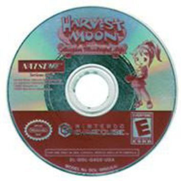Harvest Moon: Another Wonderful Life for the Gamecube (Disc Only!)