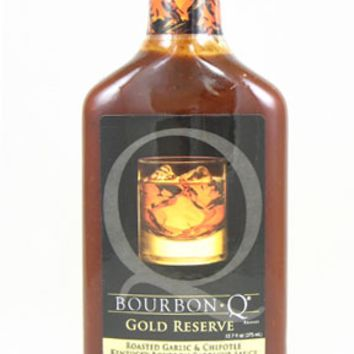 BourbonQ Gold Reserve Roasted Garlic and Chipotle Kentucky BBQ