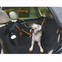 Kurgo Wander Waterproof Dog Car Hammock and Seat Cover - Lifetime Warranty