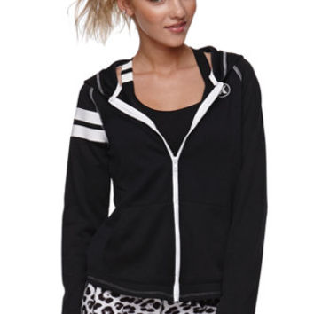 Hurley Beach Active Dri-Fit Chamberlain Fleece Hoodie at PacSun.com