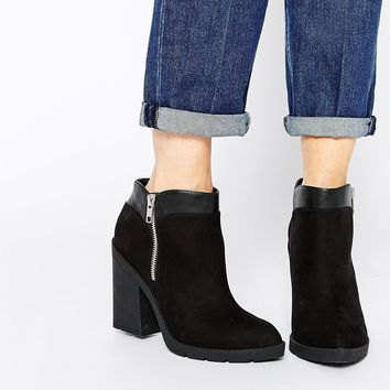 ASOS EXAMINE Ankle Boots