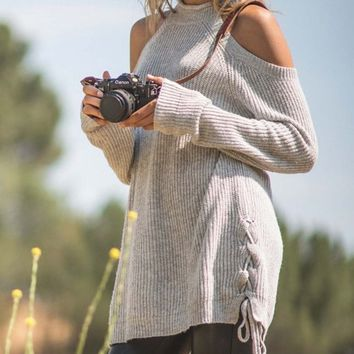 Pretty & Cozy Sweater