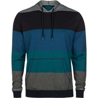 Valor Powell Mens Lightweight Hoodie Blue  In Sizes