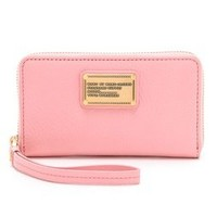 Marc by Marc Jacobs Classic Q Wingman Wallet | SHOPBOP
