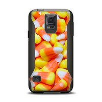 The Candy Corn Samsung Galaxy S5 Otterbox Commuter Case Skin Set