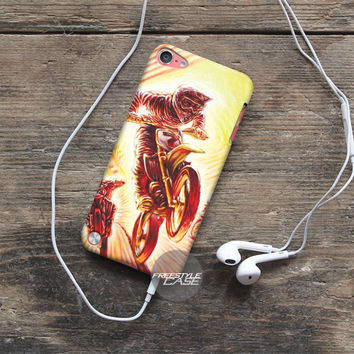 James Stewart Motocross iPod Case Cover Series