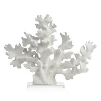 Faux Finger Coral | sp16 living7 | Living Room | Inspiration | Z Gallerie