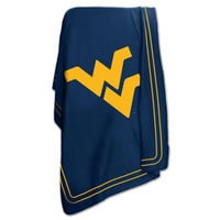 West Virginia Mountaineers NCAA Classic Fleece Blanket