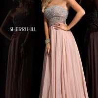 Sherri Hill 11017 at Prom Dress Shop