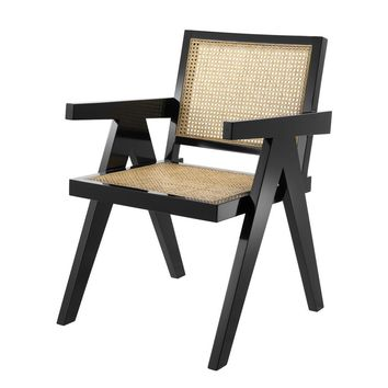 Black Dining Chair | Eichholtz Adagio