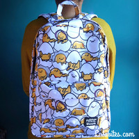 Gudetama The Lazy Egg Backpack