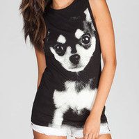 WORKSHOP Dog Womens Muscle Tank