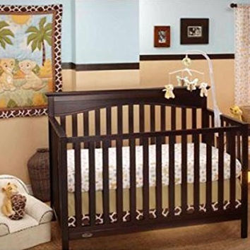 Fun 3-Piece Baby Crib Bedding Sets