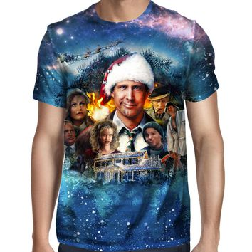 Christmas Vacation Collage T-Shirt