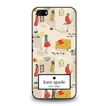 KATE SPADE ABLE iPhone 5 / 5S / SE Case Cover