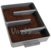 Edge Brownie Pan: Two delicious, chewy edges on every brownie