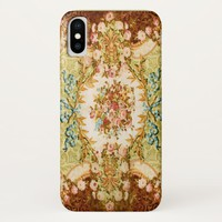 Baroque pattern phone case