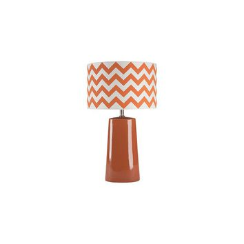 Surya Gabby 24'' H Table Lamp with Drum Shade