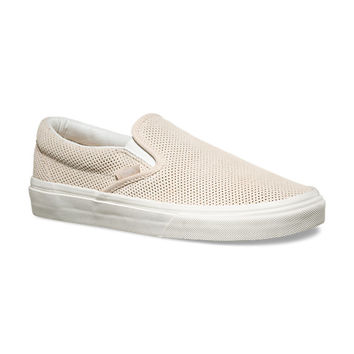 Perf Suede Slip-On | Shop Womens Shoes at Vans