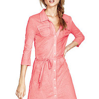 Pocket Shirtdress - Easy Mixers - Victoria's Secret