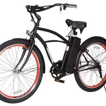 Clearwater Beach Cruiser - Electric Bicycle w Power Assist