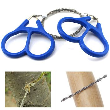 Multipurpose  Tools Emergency Pocket Chain Saw